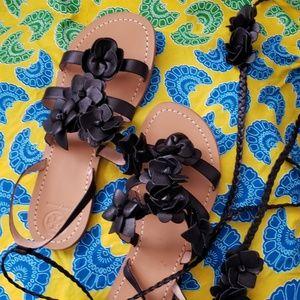 New sandals tory burch